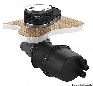 VX2+ basso 12V 1000W 8mm