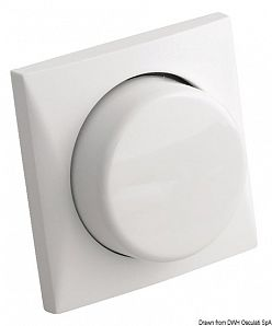Reostato 12/24 V per LED 24 W bianco