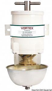 Filtro gasolio Gertech Vortex