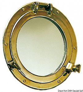 Specchio ad oblò 210 mm